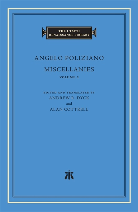 Miscellanies, Volume 2