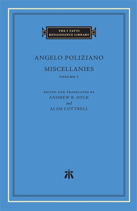 Miscellanies, Volume 1