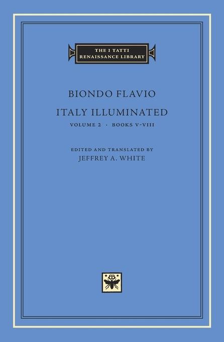 Italy Illuminated, Volume 2