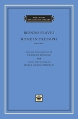 Rome in Triumph, Volume 1