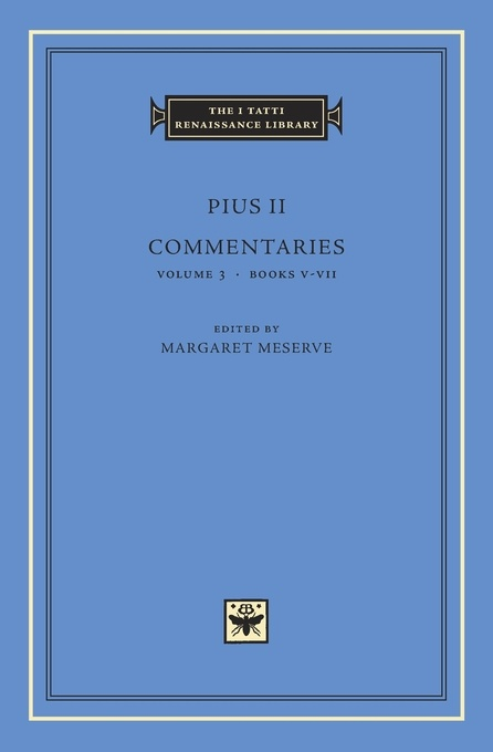 Commentaries, Volume 3: Books V–VII