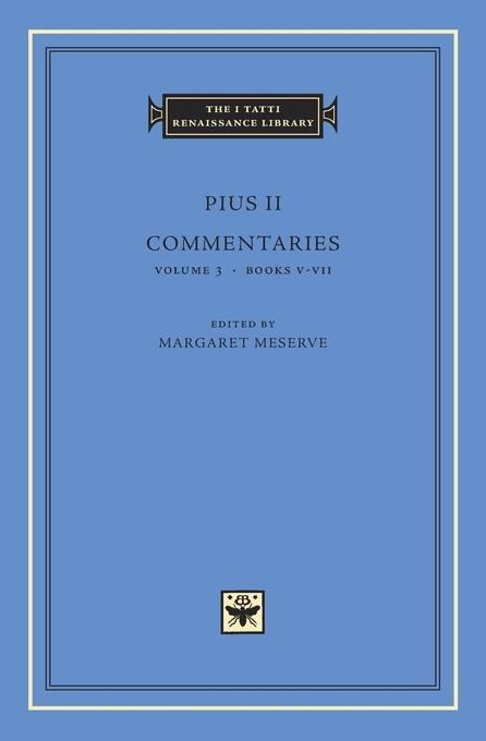 Commentaries, Volume 3: Books V–VII