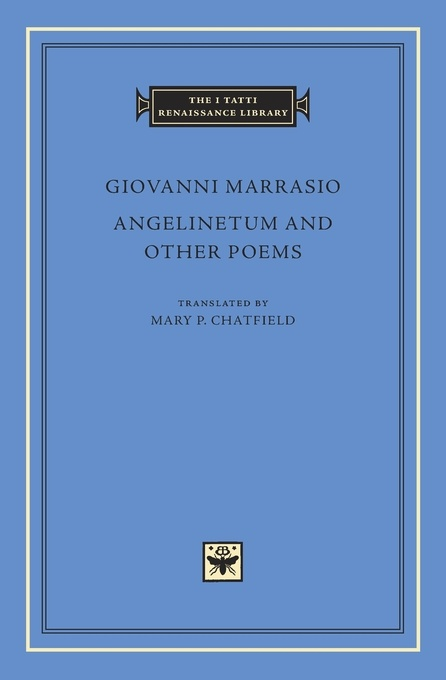 Angelinetum and Other Poems