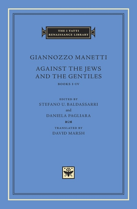 Against the Jews and the Gentiles: Books I–IV