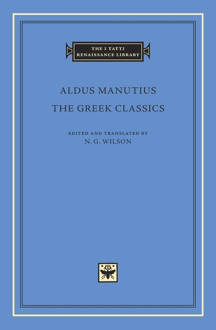 The Greek Classics