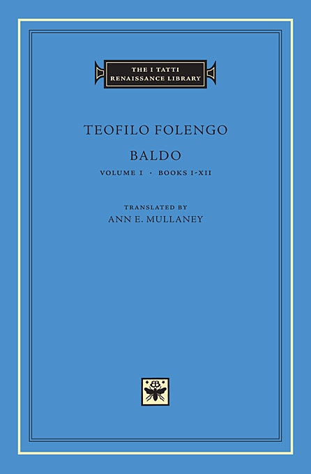 Baldo, Volume 1: Books I-XII