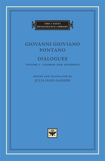 Dialogues, Volume 1: Charon and Antonius