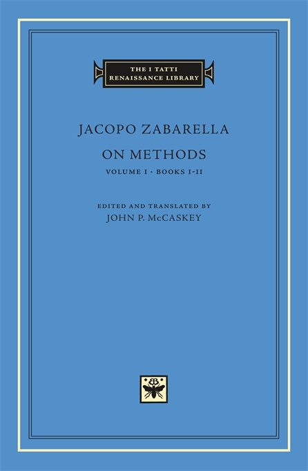 On Methods, Volume 1: Books I-II