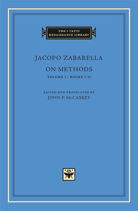 On Methods, Volume 1: Books I-II