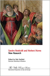 Sandro Botticelli and Herbert Horne: New Research