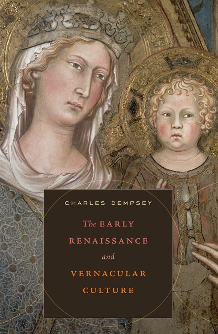 The Early Renaissance and Vernacular Culture