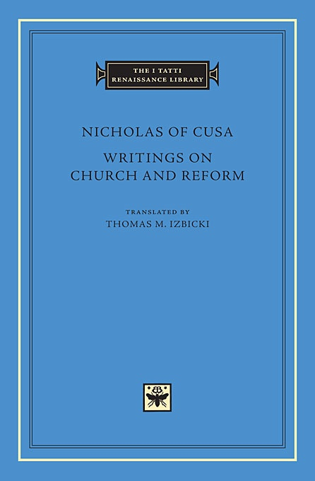 Writings on Church and Reform