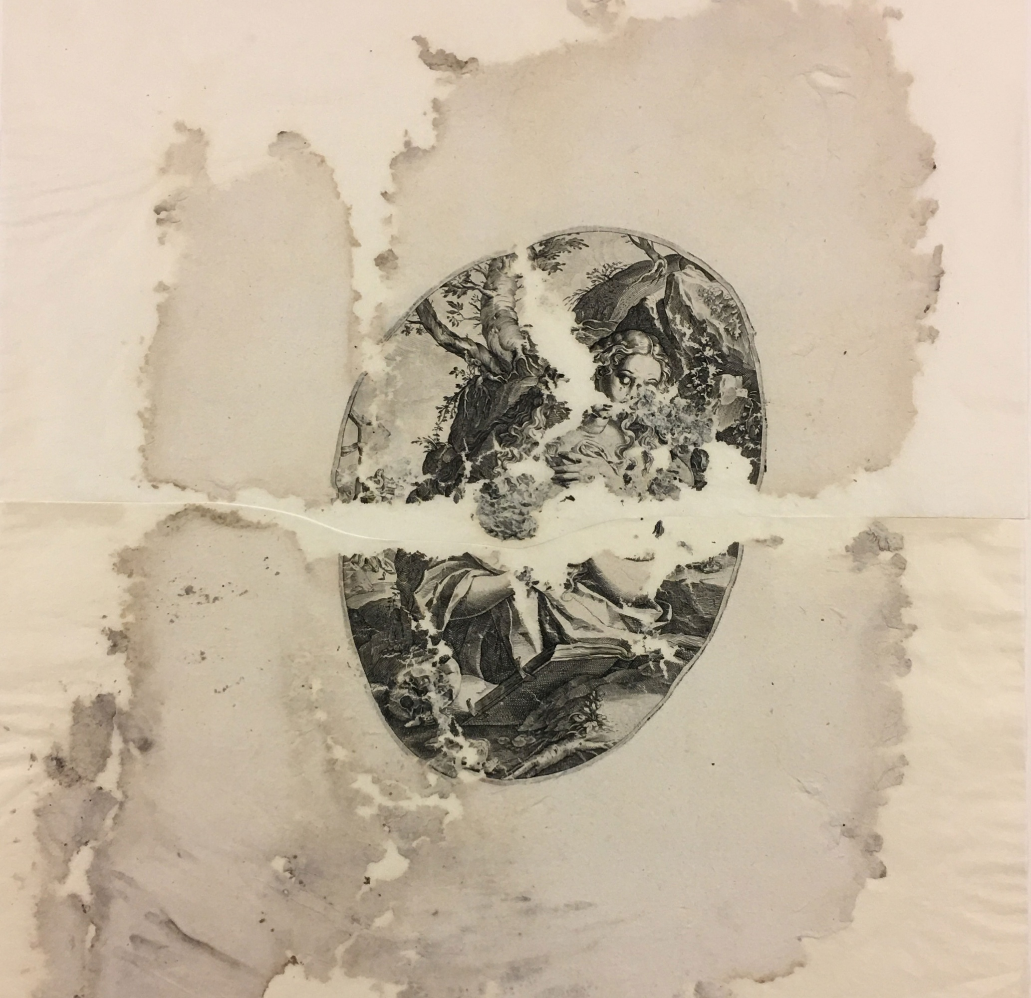 Artic ink poster