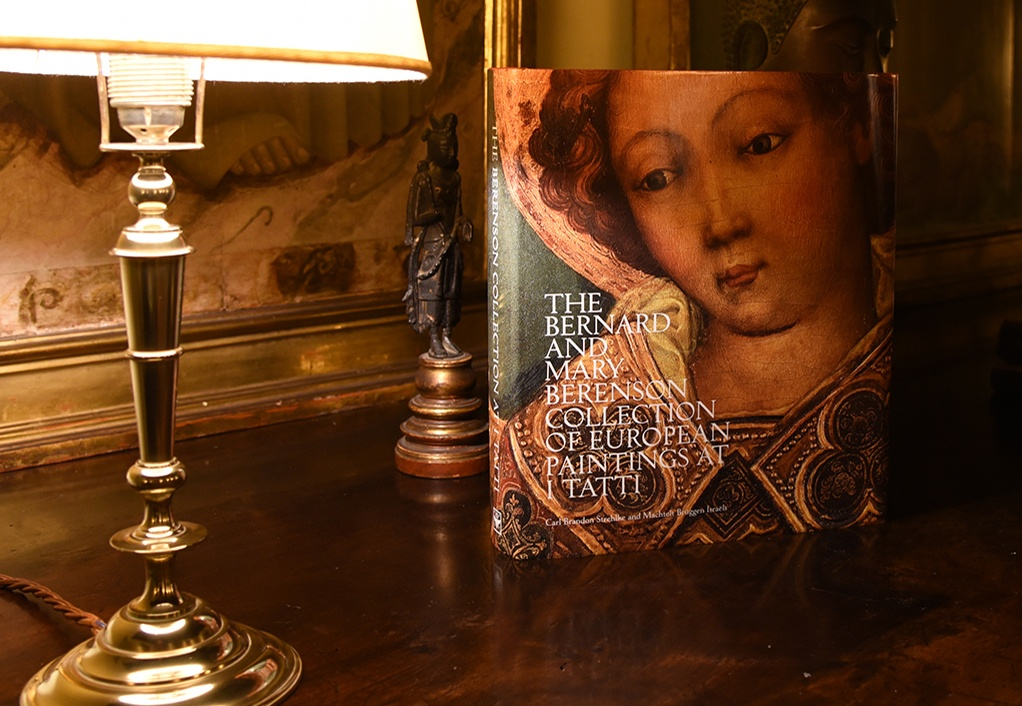 "Picture of the book ""The Bernard and Mary Berenson collection of European paintings at I Tatti"""