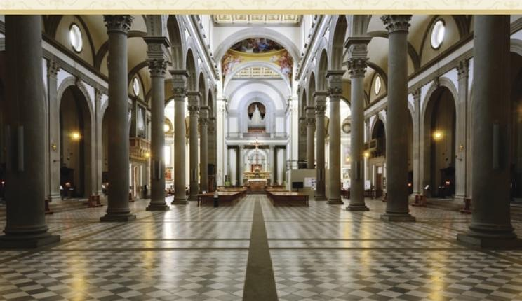 San Lorenzo: A Florentine Church. A New Addition to the Villa I Tatti Series