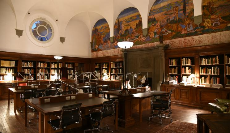 The Official Opening of the Walter J. Kaiser Reading Room