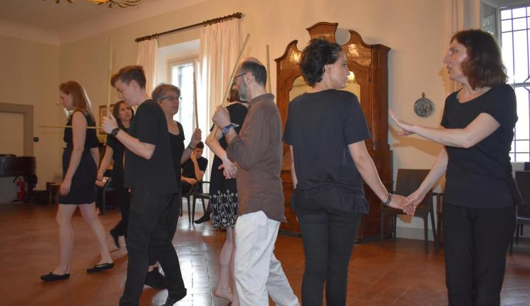 I Tatti Hosts a Renaissance Dance Class and Lecture