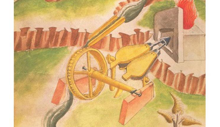 """Berenson Lectures: Paolo Galluzzi, """"Machinae pictae"""". Idea e immagini delle macchine nel Rinascimento"""