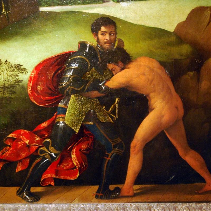 Ariosto and the Arabs