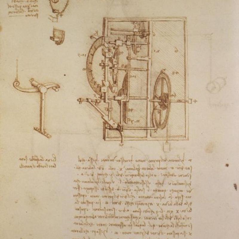 Berenson Lecture II: Gli écorchés di Leonardo
