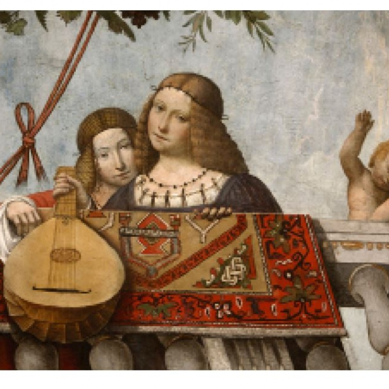 A Fall Concert: Dolci miei sospiri - tra Ferrara e Venezia