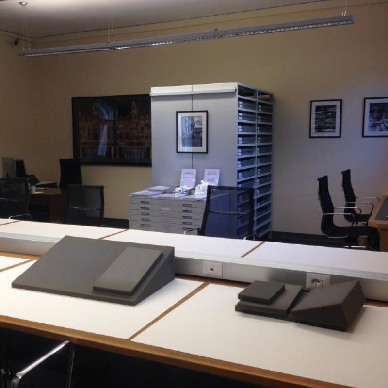 New Ahmanson Reading Room for Special Collections