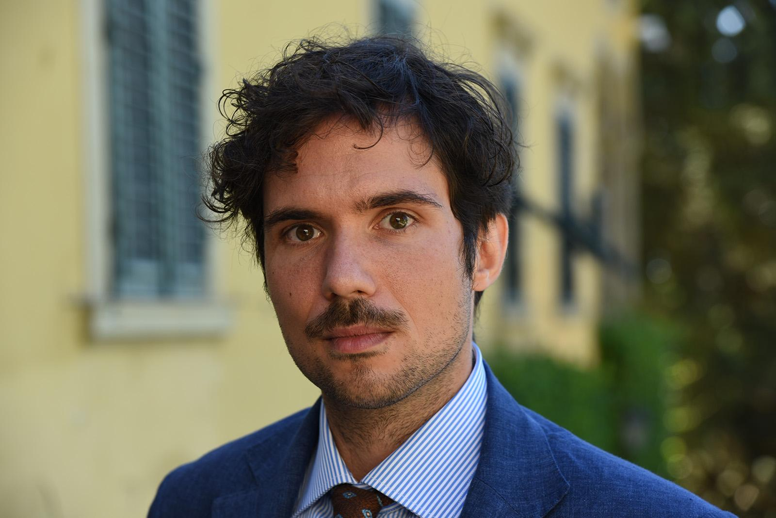 Portrait photo of Alexandros Maria Hatzikiriakos