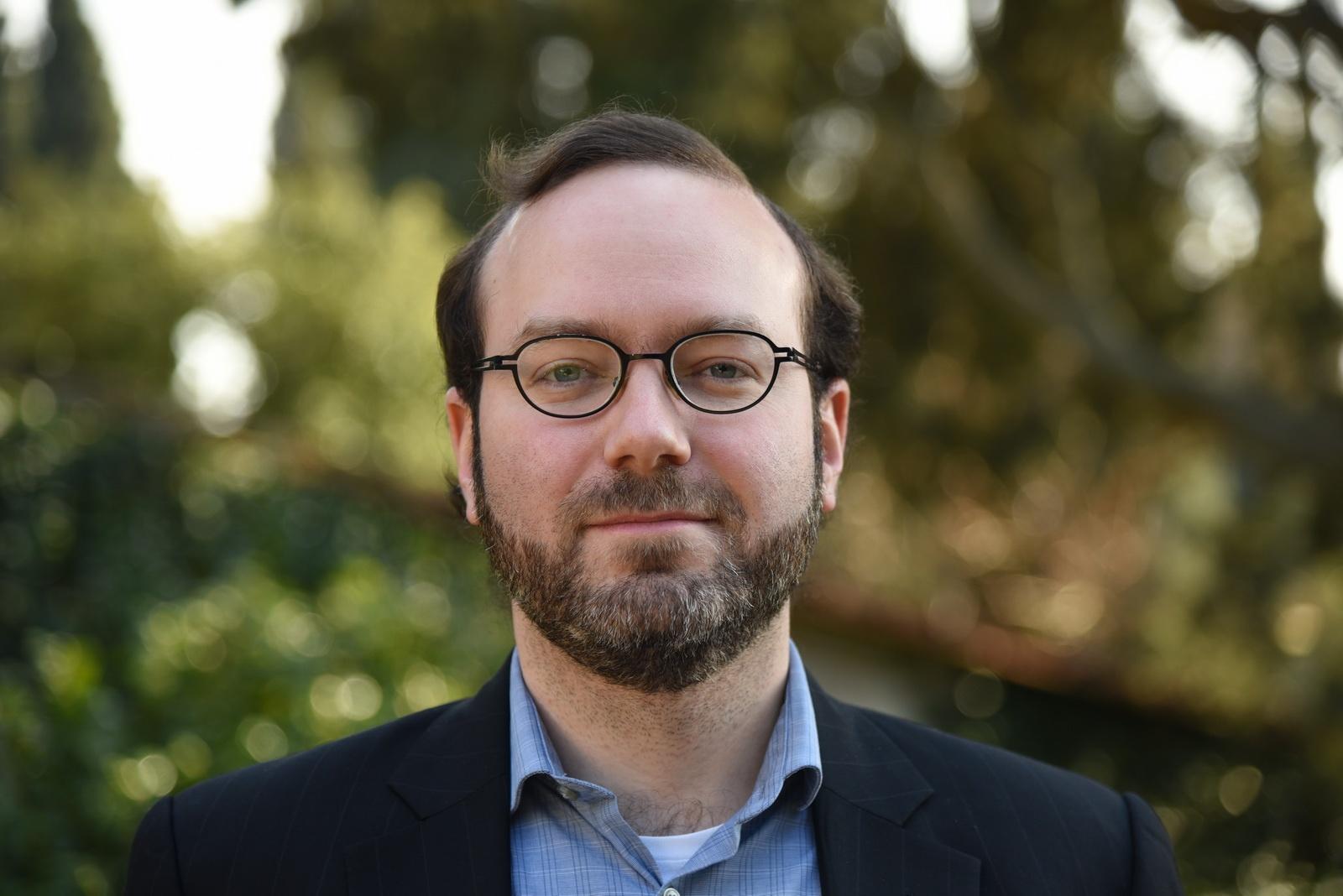 Portrait photo of Nicholas Herman