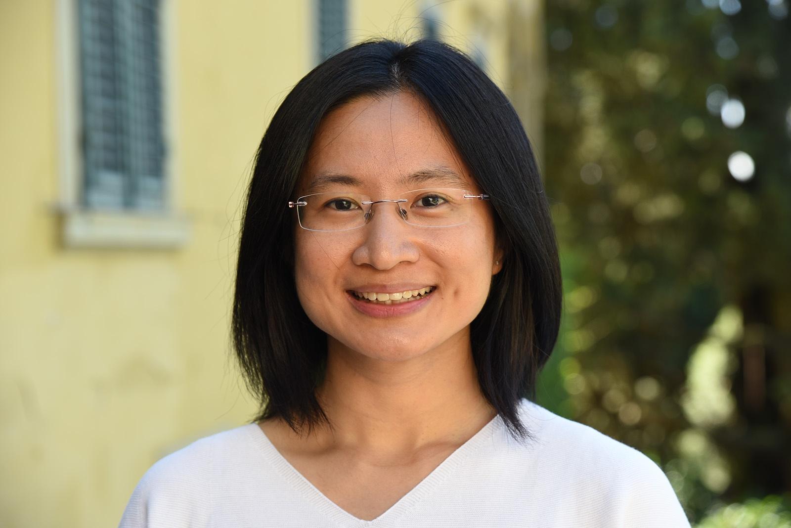 Portrait photo of Wei Jiang