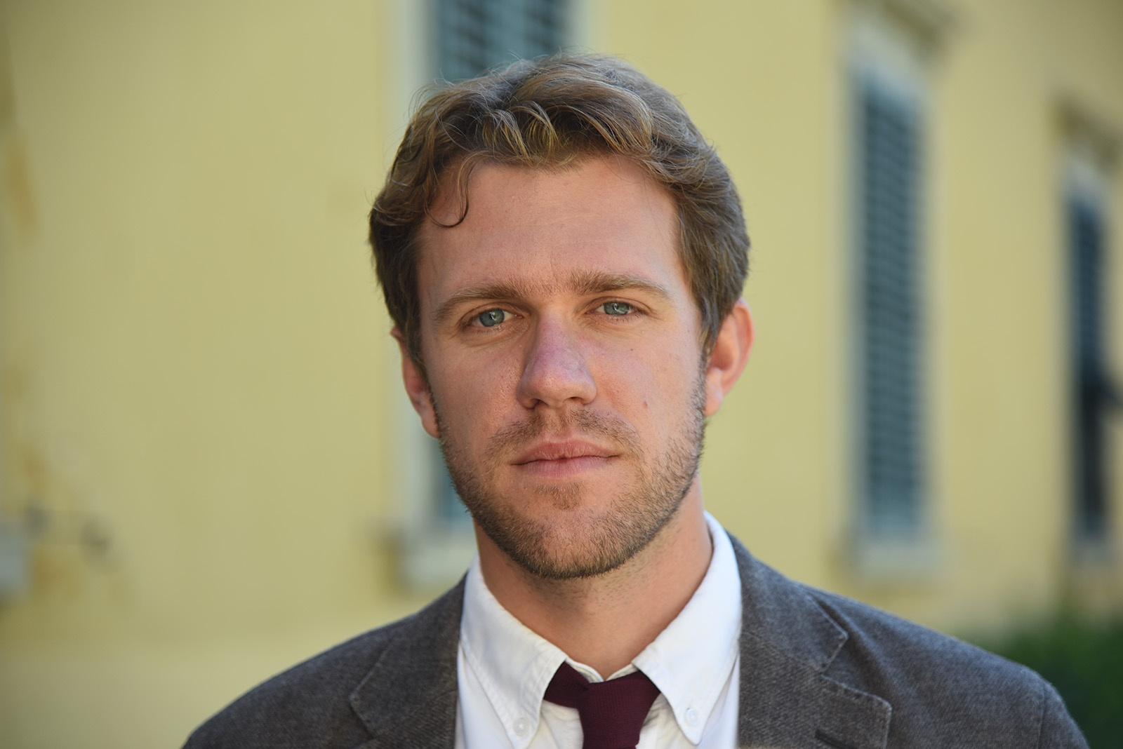 Portrait photo of Giorgio Lizzul