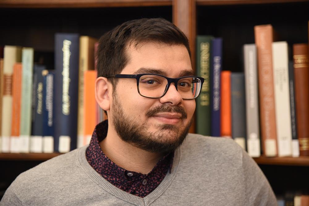 Portrait photo of Daniele Di Cola