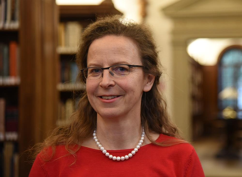 Portrait photo of Juliane Von Fircks