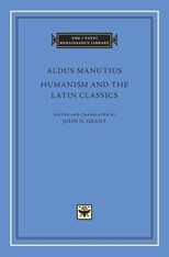 Humanism and the Latin Classics