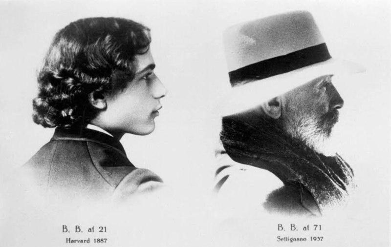 Berenson and Harvard: Bernard and Mary as Students