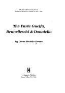 The Parte Guelfa, Brunelleschi and Donatello