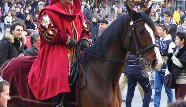 The banishment and arrest of Niccolò Machiavelli