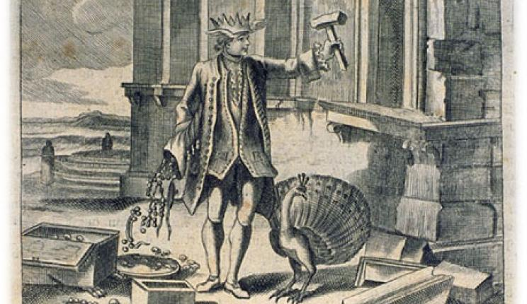 conference luxury and the ethics of greed in the early modern world
