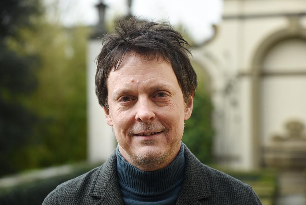Portrait photo of Richard Wittman