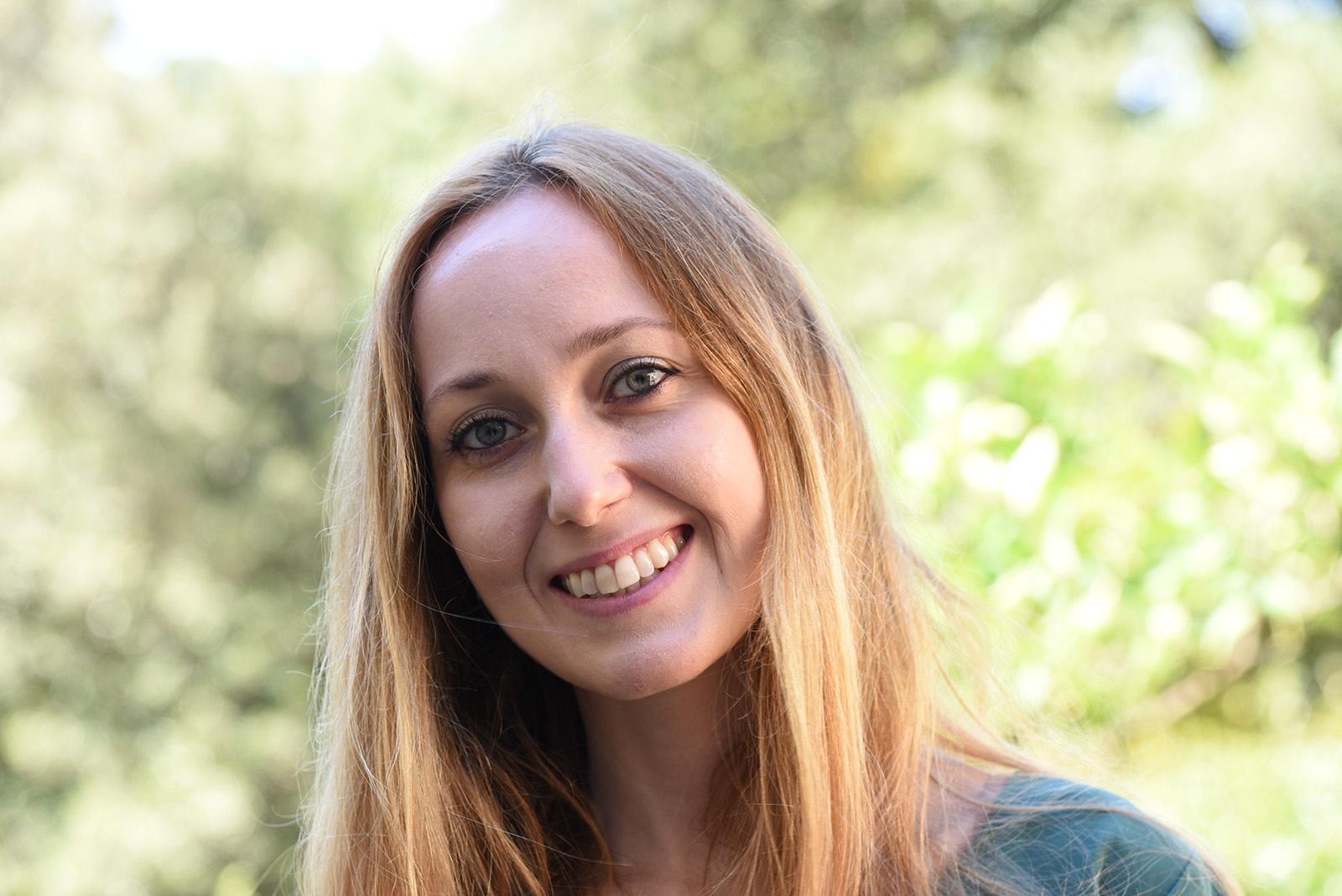 Portrait photo of Alessia Bellusci