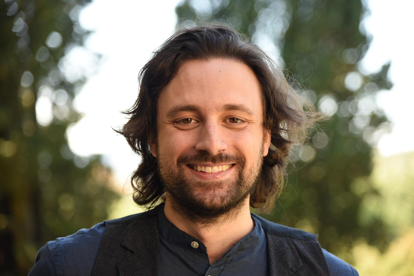 Portrait photo of Antonio Chemotti