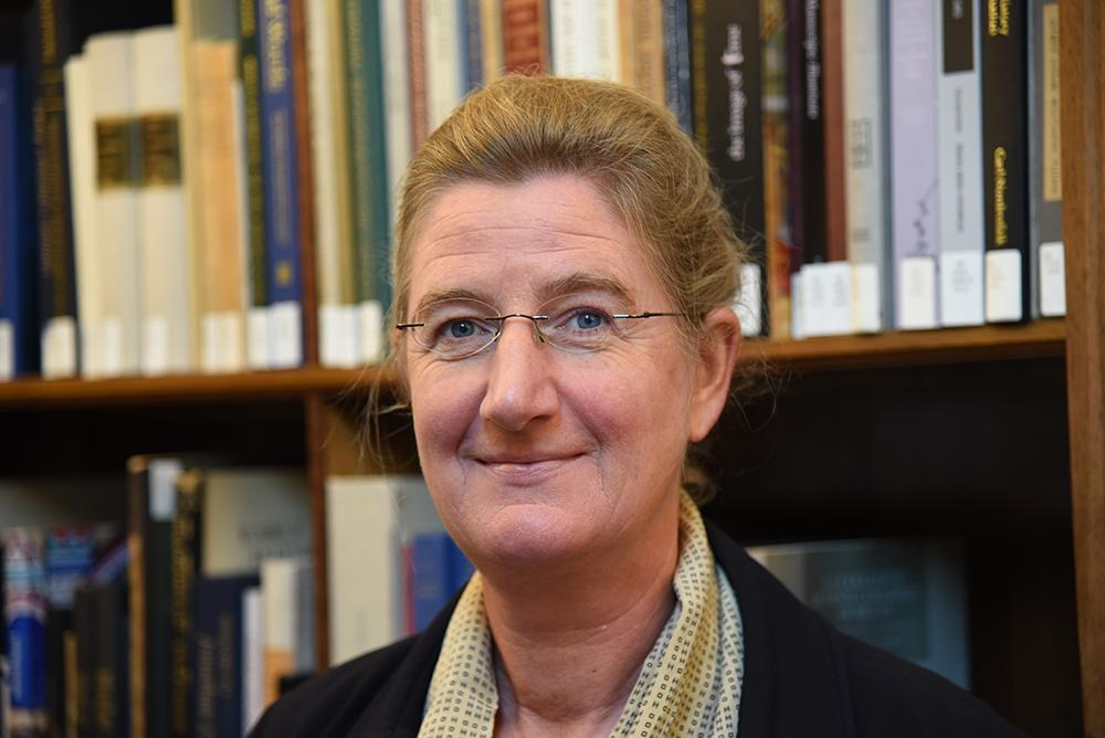 photo of professor Cecilie Hollberg