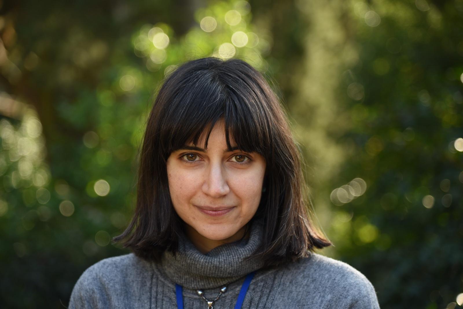 Portrait photo of Lavinia Maddaluno