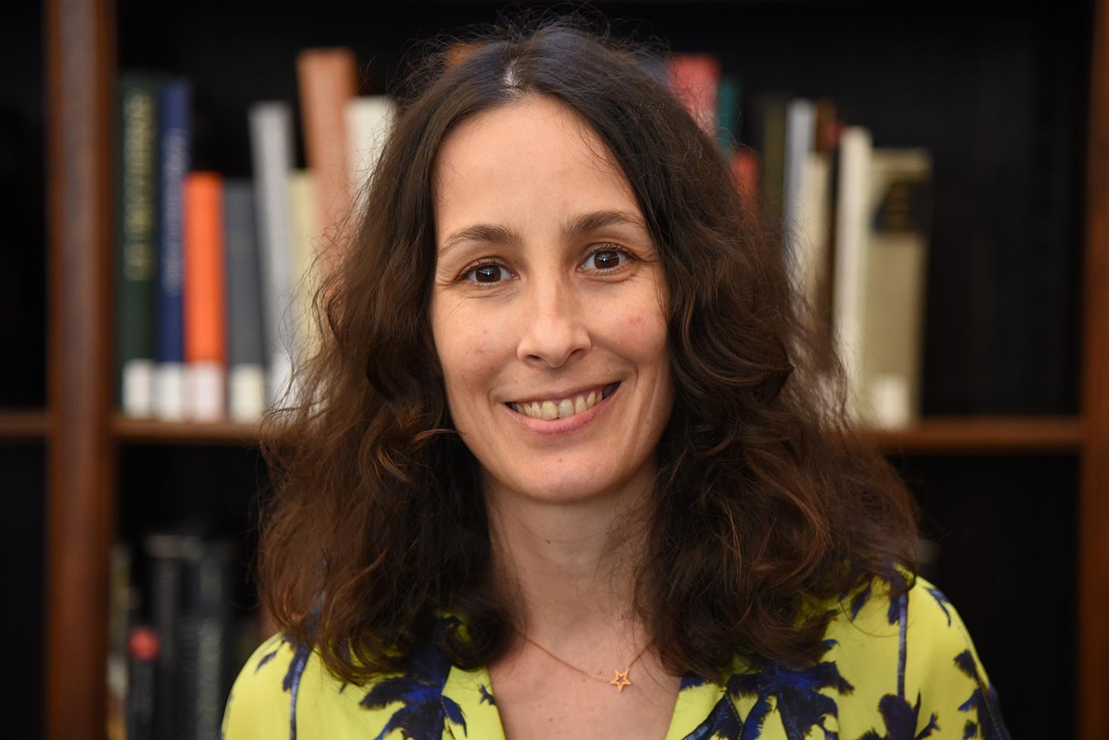 Portrait photo of Marta Albala Pelegrin